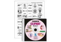 Clipart on CD Rom