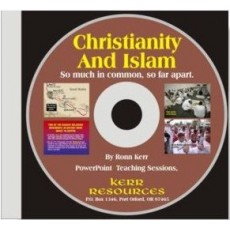 Christianity and Islam POWERPOINTS ON CD ROM
