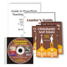 Christianity and Islam SAMPLE PACKET with STUDENT BOOKS, LEADER'S GUIDE, POWERPOINT GUIDE and POWERPOINTS.