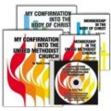 UMC Confirmation & Membership PowerPoint CD Rom INTRO PACKET