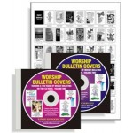 10 Years of Worship Bulletins on Two CD Roms